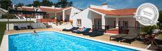 Comfortabel vakantiehuis met zwembad aan de Portugese Zilverkust