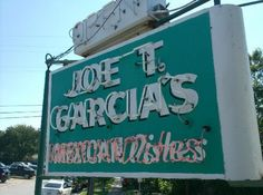 This is THE favorite place!! Joe. T.s in Fort Worth.  When I get to heaven it will look like the Augusta National, but taste like Joe T's.