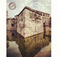 Castillo de la Real Fortaleza de la Fuerza.