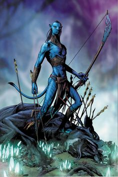 Tsu'tey, proud warrior of the Omatikaya clan, betrothed to Neytiri, has his life turned upside down by the arrival of Jake Sully of the Sky People. Reveals events only hinted at in James Camerons Avatar! Star Wars Poster, Star Wars Art, Star Wars Clone Wars, Star Trek, Darkhorse Comics, Martin Scorsese, Alfred Hitchcock, Sully, Stanley Kubrick