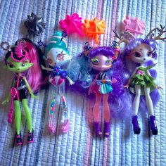 Novi stars Ooak Dolls, Art Dolls, Novi Stars, Paper Dolls Book, Monster High Custom, Alien Creatures, Doll Eyes, Star Art, Doll Repaint