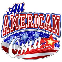 American Oma Patches on CafePress.com