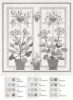 Gallery.ru / Фото #34 - Cross Stitch Pattern in Color - Mosca