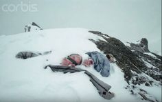 death body on everest