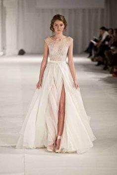 Elie Saab, colección 2014. | 30 Vestidos de novia que te darán ganas de casarte inmediatamente