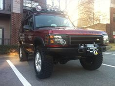 Check out customized willrok13's 2004 Land Rover Discovery Series II  photos, parts, specs, modification, for sale information and follow willrok13 in Auburn AL for any latest updates on 2004 Land Rover Discovery Series II at CarDomain.