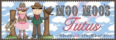 Moo Moo Tutus - printables and free downloads