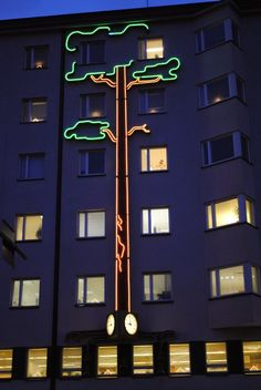 "Valomainos ""Rahapuu"", Turku 