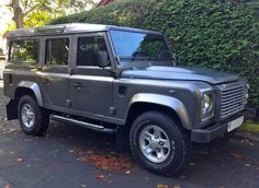 Land Rover Defender 110 XS County Station Wagon TDCi with Aircon 2008