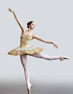 """ Katharine Precourt (First Soloist, Houston Ballet) Photo: Amitava Parkar """