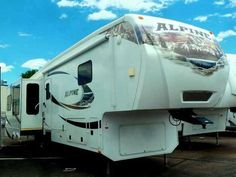 2010 Used Keystone Rv Alpine Fifth Wheel in Colorado CO Rv Trailer, Trailers, Rv Campers, Camper Van, Keystone Rv, Rv Dealers, 5th Wheels, Toy Hauler, Fifth Wheel