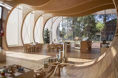 Kita in Italien / Erdbebensicher - Architektur und Architekten - News / Meldungen / Nachrichten - BauNetz.de