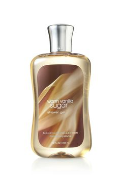 Warm Vanilla Sugar® Shower Gel ♥ This makes an awesome gift when you add the matching body lotion & perfume!