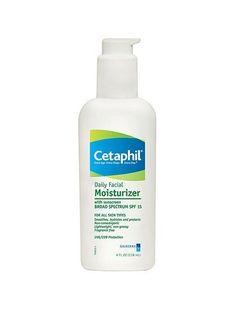 Cetaphil Daily Facial Moisturizer With SPF 15   allure.com