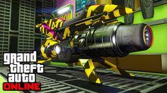 Rockstar Games Gta, Grand Theft Auto, Nerf, Sci Fi, Science Fiction