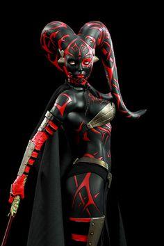 Sexy Darth Talon - Star Wars Character - star wars darth talon - Recherche Google