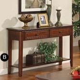 Found it at Wayfair - Topaz Console Table