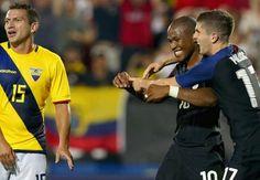 United States 1-0 Ecuador: Last-gasp Nagbe goal lifts hosts in Copa America warm-up