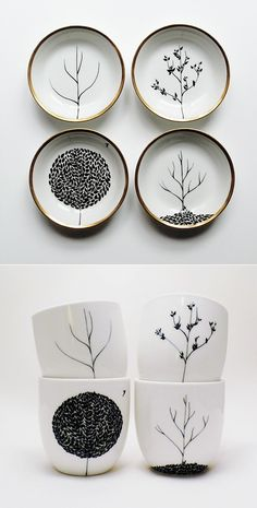 Sharpie Dishware DIY!