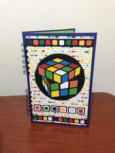 Mi agenda cubo rubik