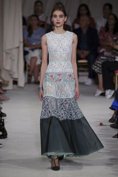 Pin for Later: The 9 Biggest Trends From New York Fashion Week  Oscar de la Renta Spring 2016
