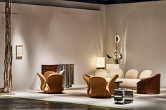 Jean-Pierre Vitrac - Works - Demisch Danant Pierre Guariche, Pierre Paulin, Mid Century, Design, Lighting, Home Decor, Decoration Home, Light Fixtures, Room Decor