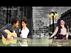 Những Bản Hòa Tấu Guitar Nhạc Vàng Hay Nhất - YouTube