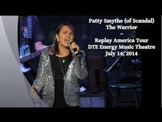 Patty Smythe of Scandal - The Warrior