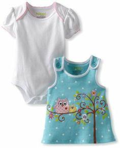 Happi by Dena Baby-Girls Newborn Owl Love Jumper Set             http://www.amazon.com/dp/B00CHHVDF0/?tag=pin2pin-20