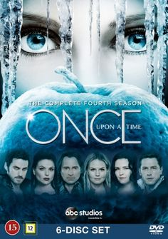 Once Upon a Time - Kausi 4 (6 disc) (DVD) 39.95€