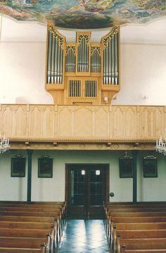 Asperhofen, St. Agatha – Organ index, die freie Orgeldatenbank
