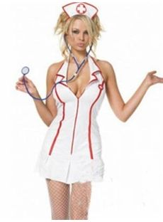 セクシー可愛い看護師コスチューム