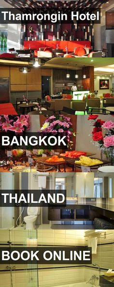 Hotel Thamrongin Hotel in Bangkok, Thailand. For more information, photos, reviews and best prices please follow the link. #Thailand #Bangkok #ThamronginHotel #hotel #travel #vacation