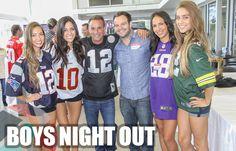 Find NewRoads having Fun | Boys Night Out #FindNewRoads