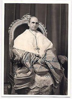 Cardenal Giovanni Battista Montini