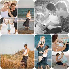 Beach maternity photo session  (c)2012 Sarah Cardenas Photography