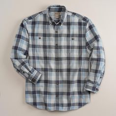 Men's Duluth Trading Free Swingin' Flannel Shirt is cotton double-brushed for softness and has armpit Gussets to let you reach! Mens Flannel, Flannel Shirt, Check Shirt Man, Duluth Trading, Workout Shirts, Work Wear, Men Casual, Physiology, Anatomy