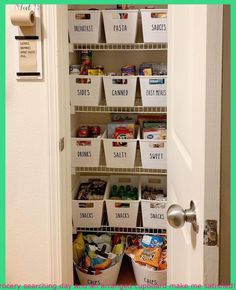 Grocery purchasing day and an structured cupboard make me delighted! 😍 I was very bummed when we moved in to our residence and I seen that THIS little closet was suppose to keep all our pantry food items. 😩 I knew I had to place my organizational competencies to fantastic use so listed here you […]   #KitchenPantryOrganizationSmall, #PantryOrganizationSmallCabinets, #PantryOrganizing, #PantryStorageDiy, #SmallPantryDiy
