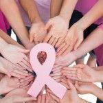 Moños rosa cáncer de mama para WhatsApp