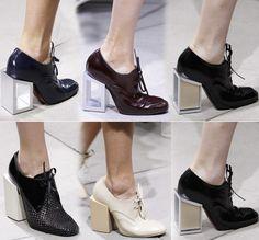 #Balenciaga en la Semana de la Moda de #Paris #Tendencia #Moda #Fashion #Zapato #Shoe #Glam