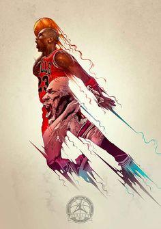 47 Best Ideas For Sport Illustration Art Michael Jordan Basketball Tricks, Basketball Art, Jordan Basketball, Basketball Players, Jordan Bulls, Basketball Shooting, Basketball Jones, Curry Basketball, Basketball Videos