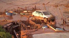 Al menos 10 muertos tras ruptura en complejo minero de Brasil