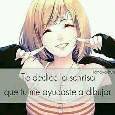 Happy Love, Sad Love, Beautiful Love, Cute Love, Sad Anime, Anime Love, Kawaii Anime, Words Can Hurt, Quotes En Espanol
