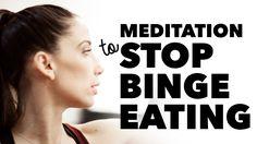 Stop Binge Eating - Self-Hypnosis Meditation for Beginners - BEXLIFE