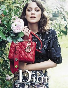 Marion Cotillard's New Dior Campaign Is What Dreams Are Made Of via @WhoWhatWear