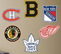 Original Six, Toronto Maple Leafs, New York Rangers, Montreal Canadiens, Detroit Red Wings, Boston Bruins, Hockey, Legends, Canada