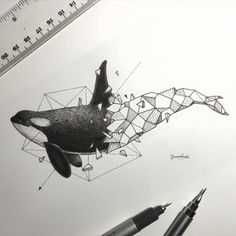 03The Geometric Beasts Series by Kerby Rosanes