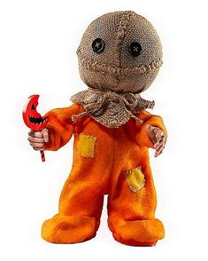 Horror Movie Characters, Horror Movies, Disney Characters, Fictional Characters, Sam Trick R Treat, Halloween Animatronics, Spencers Gifts, Scary Costumes, Halloween This Year