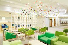 Nursing Home Shinjuen , Kawagoe, 2014 - emmanuelle moureaux architecture + design