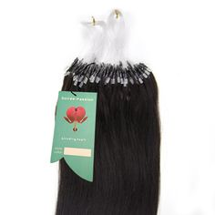 Pre-threaded, silicon coated micro loops for easy application. Hair has not been coloured, permed or processed. Virgin Indian Hair, Virgin Hair, Indian Hairstyles, 100 Human Hair, Passion, Easy, Color, Colour, Natural Hair